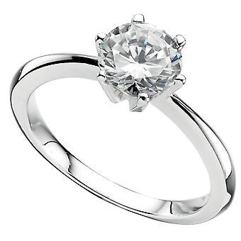 Кольцо серебро 925 Пасьянс