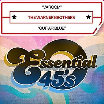 Warner Brothers - Varoom / Guitar Blue [CD] USA import