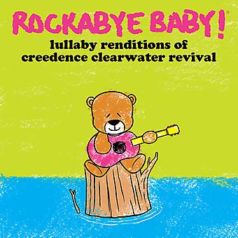 Rockabye Baby - Lullaby Renditions of Creedence Clearwater Revival [CD] USA import