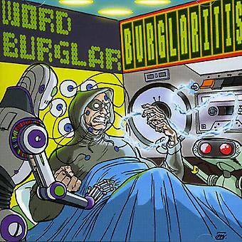 Wordburglar - Burglaritis [CD] USA import