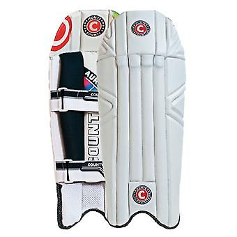Hunts County Aura Wicket Keeping Pads Mens