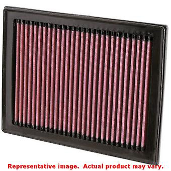 K&N 33-2409 K&N Drop-In High-Flow Air Filter Fits:INFINITI 2009 - 2012 FX35 V6