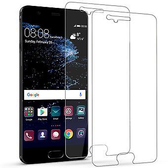 Huawei P10 Glass Screen Protector - Twin Pack