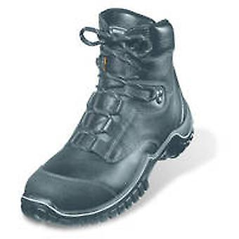 Uvex 6986/2 Size 11 Motion Light Lace Up Safety Boots With Midsole S3 Black