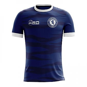 2018-2019 Scotland Home Concept Football Shirt