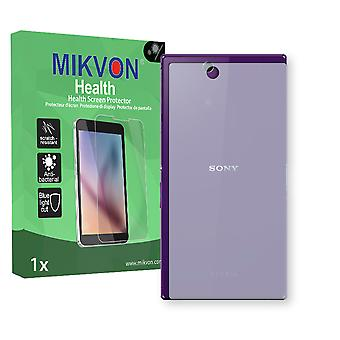 Sony Xperia C6806 reverse Screen Protector - Mikvon Health (Retail Package with accessories)