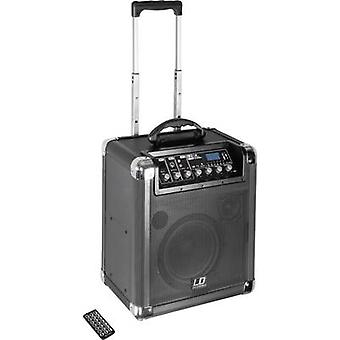 Portable PA speaker 20 cm 8  LD Systems Road Jack 8