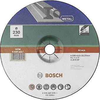 Bosch Accessories 2609256339 Grinding disc with depressed centre, MetalØ230 mm 1 pc(s)