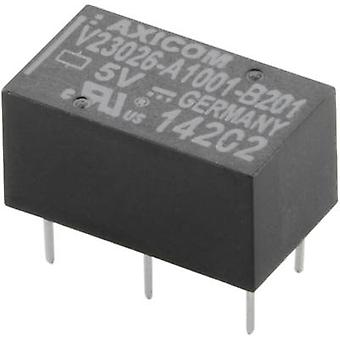 PCB relays 5 Vdc 1 A 1 change-over TE Connectivity