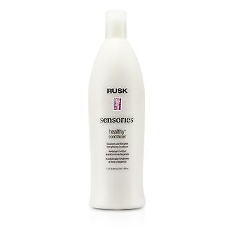 Rusk Sensories gezonde Blackberry en Bergamot versterking Tonic Conditioner 1000ml / 33,8 oz