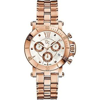 GC by Guess Damenuhr Sport Chic Collection GC Femme Chronograph X73008M1S
