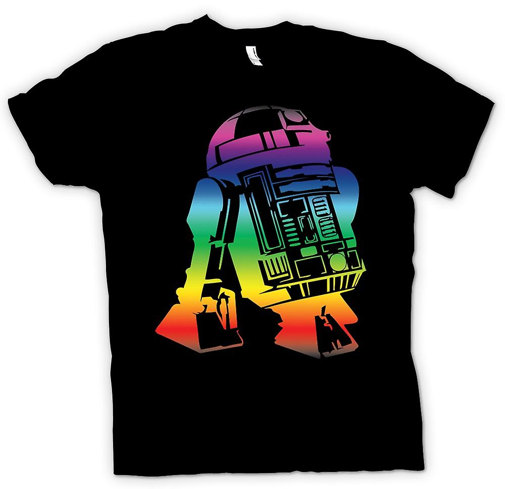 Womens T-shirt - R2D2 Star Wars Inspired Design