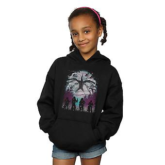 Vincent Trinidad Girls There's Something Strange Hoodie