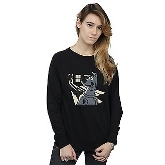Scooby Doo Women's Shadow Ghost Sweatshirt