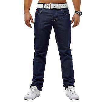 Men's Jeans Vintage Destroid Denim Wear Plaza Singapura Club