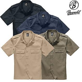 Brandit US short sleeve shirt