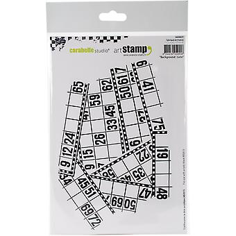 Carabelle Studio Cling Stamp A5-Loto