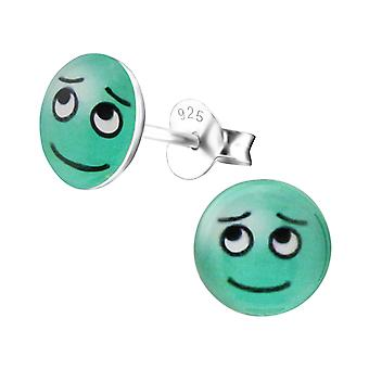 Innocent - 925 Sterling Silver Colourful Ear Studs