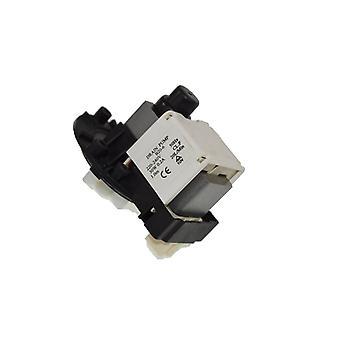 Uniwersalne pralka + zmywarka drenażu wylotu pompy śrubowe mocowanie wtykowe typu Twin