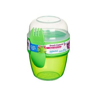 Sistema Snack Capsule to Go, Lime