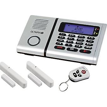 Wireless alarm kit Olympia Alarmanlage Protect 6030 5901