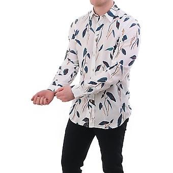 PS Paul Smith Tailored Fit Ls Printed Shirt