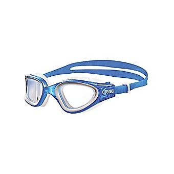 Arena Envision Adult Swimming Goggle-Clear Lens - Blue/Clear