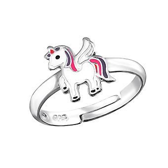 Unicorn - 925 Sterling Silver Rings - W30981x