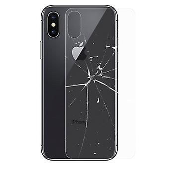 0.26 mm H9 hard glass back battery cover for Apple iPhone new XR 6.1 inch foil