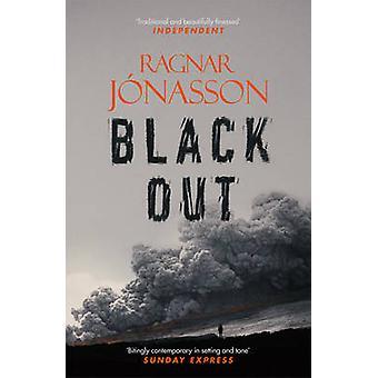 Blackout by Ragnar Jonasson - Quentin Bates - 9781910633465 Book