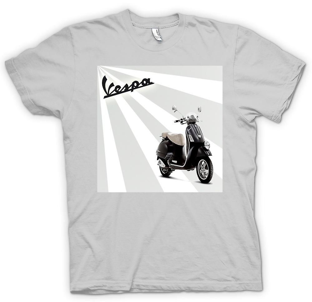 Mens t-shirt - Vespa - Scooter Cool