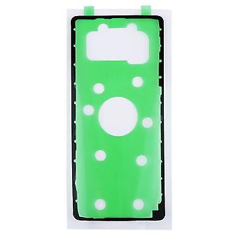 Etiqueta adesiva filme do tampa da bateria para Samsung Galaxy touch 8 N950 N950F