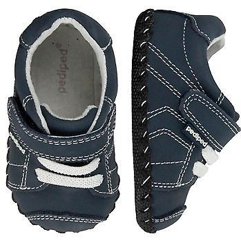 Pediped Originals Boys Jake Shoes Navy Blue