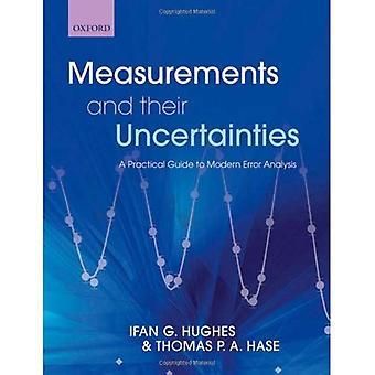 Medições e suas incertezas: um guia prático de análise de erro moderno