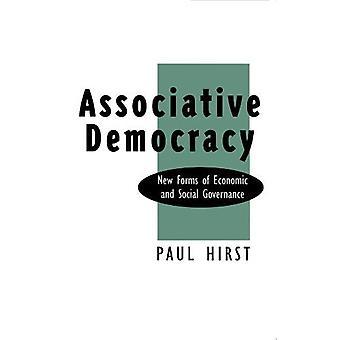 Démocratie associative: Nouvelles formes de gouvernance économique et sociale