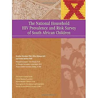 National Household HIV Prevalence and Risk Survey of South African Children