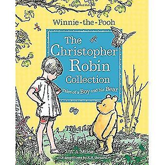 Winnie-the-Pooh: Christopher Robin Sammlung (Geschichten über einen jungen und seine Bär)