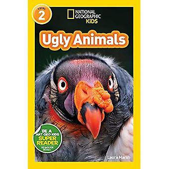 Lelijke dieren (nationale geografische lezers: niveau 2)