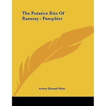 The Putative Rite of Ramsay