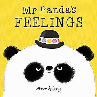 Herr Pandas känslor styrelse bok (herr Panda) [styrelse bok]