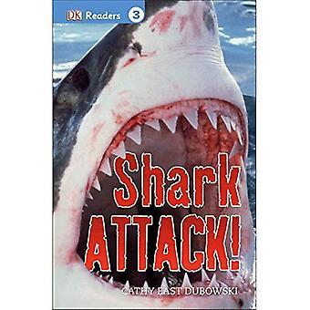 Shark Attack! (DK Readers: Level 3)