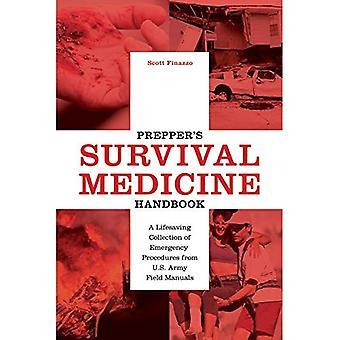 Manuel de médecine de survie du préparateur