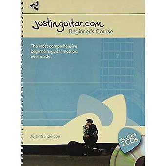 Justinguitar.com Beginner's Course Guitar (Second Edition)(Copyright  2011)
