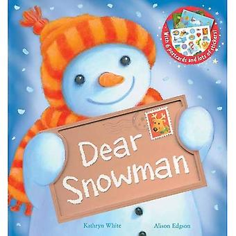 Dear Snowman