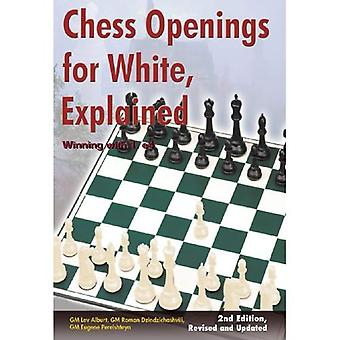 Chess öppningar för vit, förklarade: vinna med 1.e4