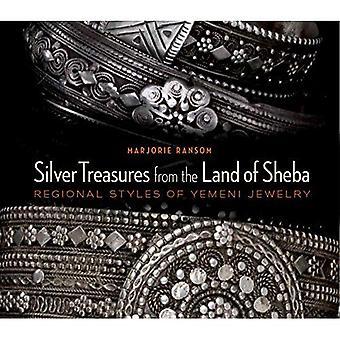 Tesori da terra di Saba in argento: gioielli yemenita regionali