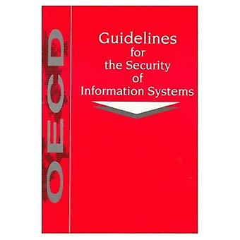 Guidelines for the Security of Information Systems