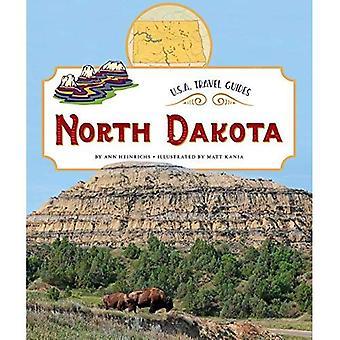 North Dakota (U.S.A. Travel� Guides)