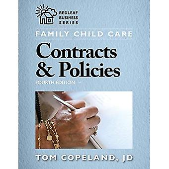 Family Child Care Contracts� & Policies, Fourth Edition� (Redleaf Press Business)