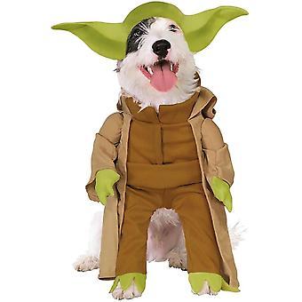 Звездные войны Yoda Pet костюм